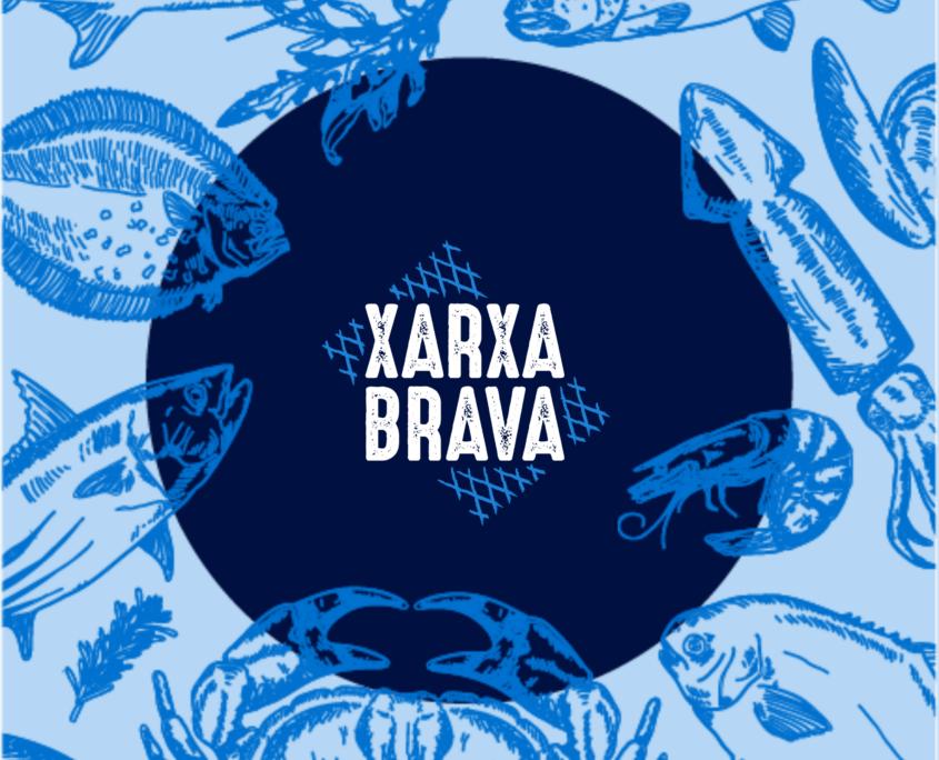 Logotip Xarxa Brava